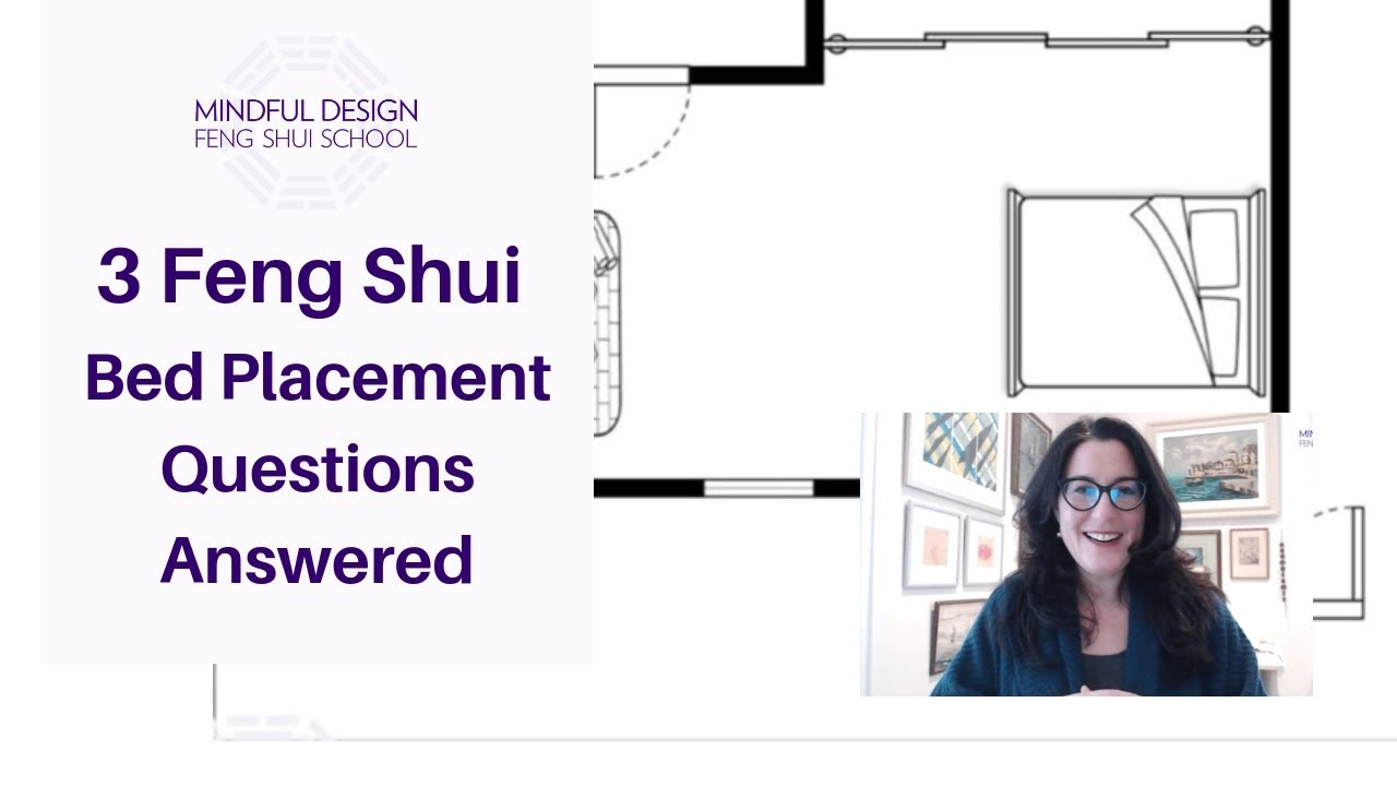 3 Feng Shui Bed Placement Questions Answered Youtube
