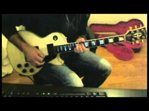 Anarion's Riccardo Mecchi - Pity The Weak guitar solo