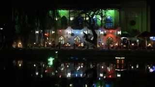 Night Of Navruz (Nowruz) In Bukhara, Uzbekistan