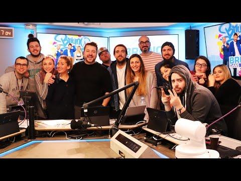 Nabilla enceinte ! (07/03/2019) - Best Of de Bruno dans la Radio