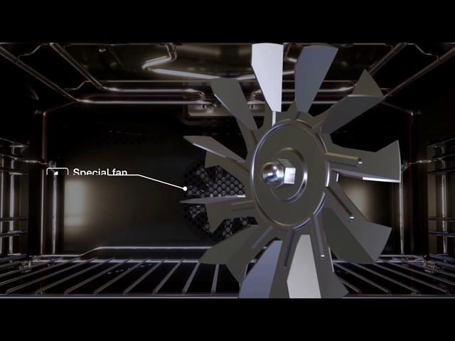 Духовой шкаф на 45 см - все функции в одном приборе