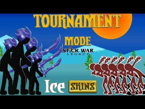 Stick War: Legacy UPDATE | Avatar SWORDWRATH ICE Skin VS GIANT BOSS | GamePlay 2018 FHD (Part 14)