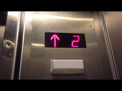2/8/15: Finding Some Elevators at Murry Bergtraum High School For Business Careers in Manhattan, NYC