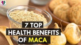 7 Top Health Benefits of Maca - Health Sutra