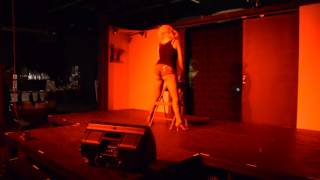 Lady Helhath Burlesque Chair Dance Non Strip Sex and Candy