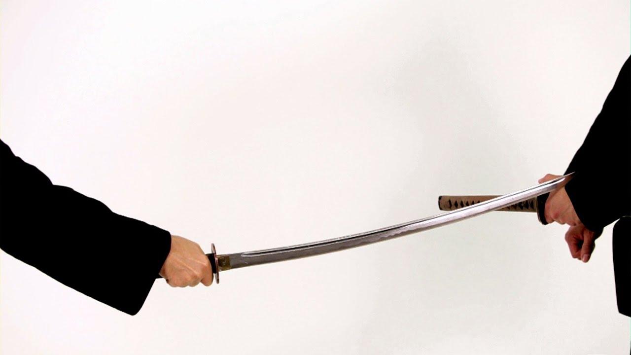 How to Do a Lai Katana Draw Strike | Sword Fighting