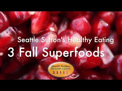 3 Fall Superfoods