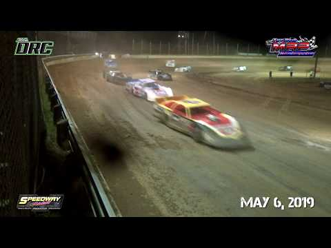 Super Late Model Feature @ Moler Raceway Park 5 6 19