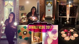 Diwali Celebration in Brampton || Indian Festival Celebration in Canada Vlog