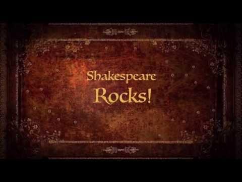 SHAKESPEARE ROCKS! - THE TRAILER