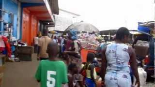 תחנה מרכזית מונרוביה, Monrovia taxi rank