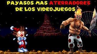 Los 6 Payasos Más Aterradores de los Videojuegos - Pepe el Mago