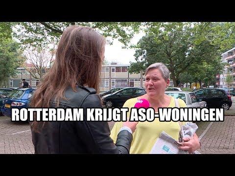 Rotterdam krijgt aso-woningen