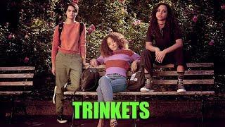 Chastity Belt  - Different Now (Lyric video) • Trinkets | S1 Soundtrack