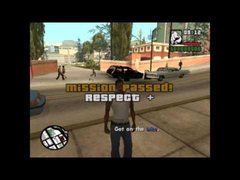 Grand Theft Auto San Andreas Mission Skipper Mod!!!