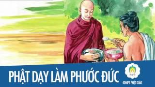 Kể Truyện Đêm Khuya  - Phật Dạy Làm Phước Đức - MP3 Phật Giáo