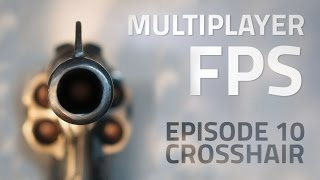 Making a Multiplayer FPS in Unity (E10. Crosshair) - uNet Tutorial