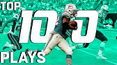 Top 100 Plays of the 2018 Season!NFL Highlights