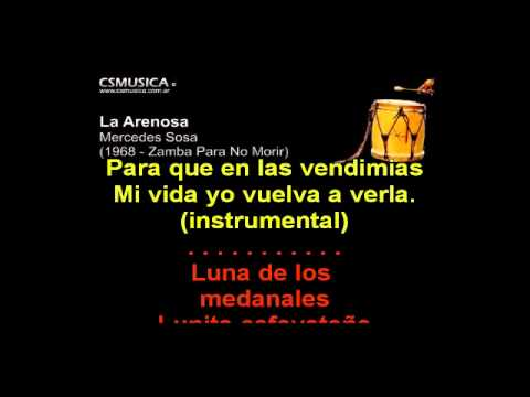 folklore-la-arenosa-karaoke