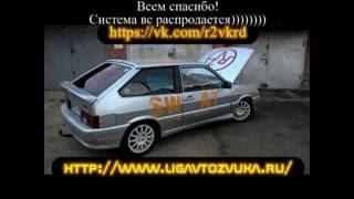 ВАЗ 2113 SWAT - TEAM R2V