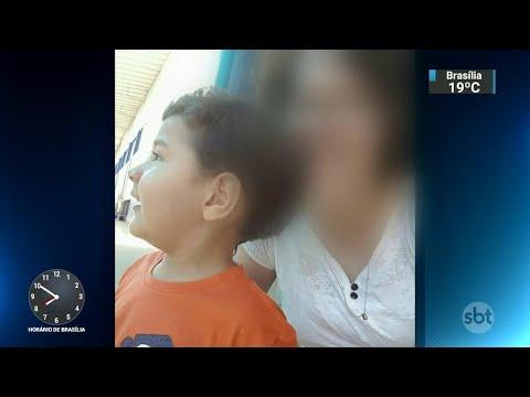 Médica suspeita de matar filho com superdose de medicamentos é internada | SBT Brasil (28/06/18)