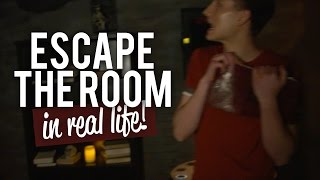 ESCAPE ROOM CHALLENGE!