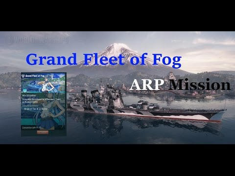 ARP Grant fleet of Fog - Mission