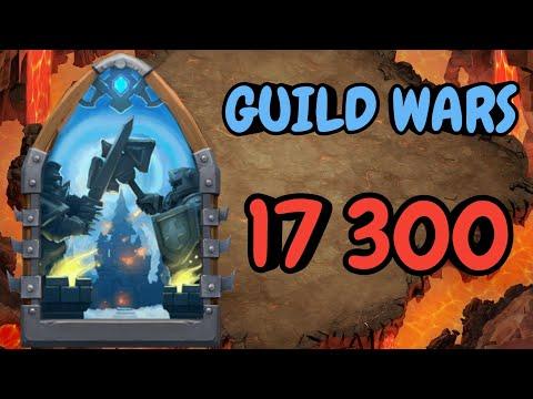 Guild Wars L 17 300 Points L Castle Clash