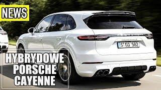 Nowe Porsche Cayenne Turbo S E-Hybrid, Rezvani Tank, Shelby GT350R  - #247 NaPoboczu