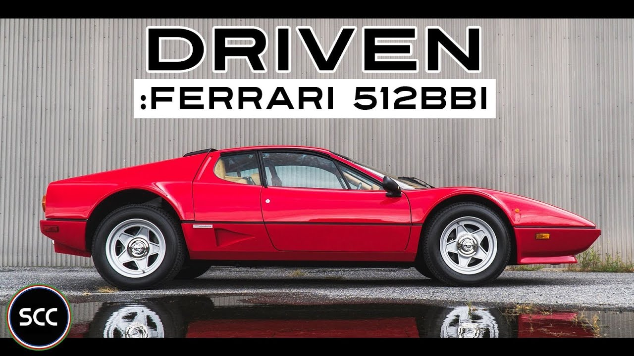 Ferrari 512 Bbi 512bbi 1983 Test Drive In Top Gear Flat 12 Engine Sound Scc Tv Youtube