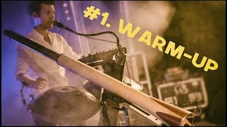 Zalem Delarbre #1. Warm-up (live looping)