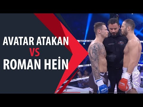 🇹🇷 Avatar Atakan  Vs 🇩🇪 Roman Hein( Original Video )Almanya Da Bir Türk