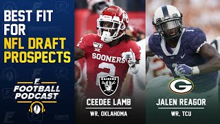 Dream Fits for 2020 NFL Draft Prospects (Ep. 478)