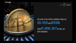 USI Forex and Bitcoin   Trading on Auto   pilot