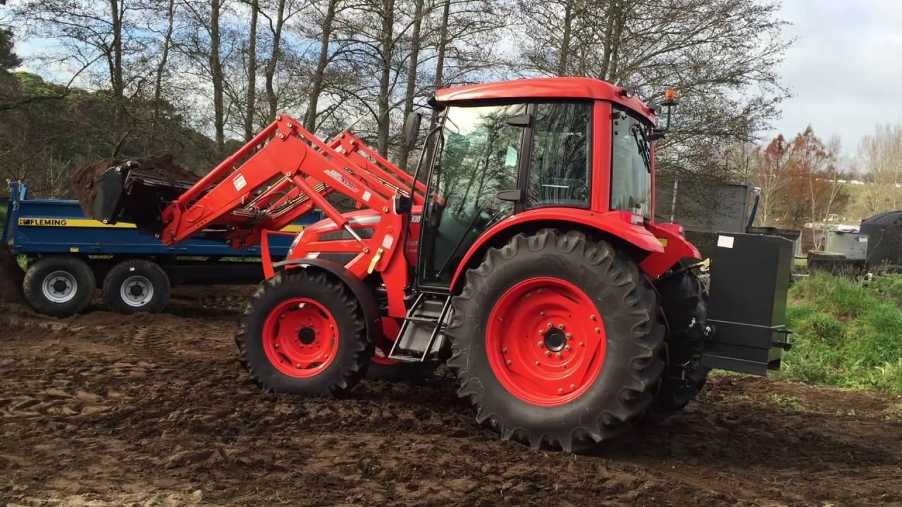 Kioti PX1052 tested   Farm Trader
