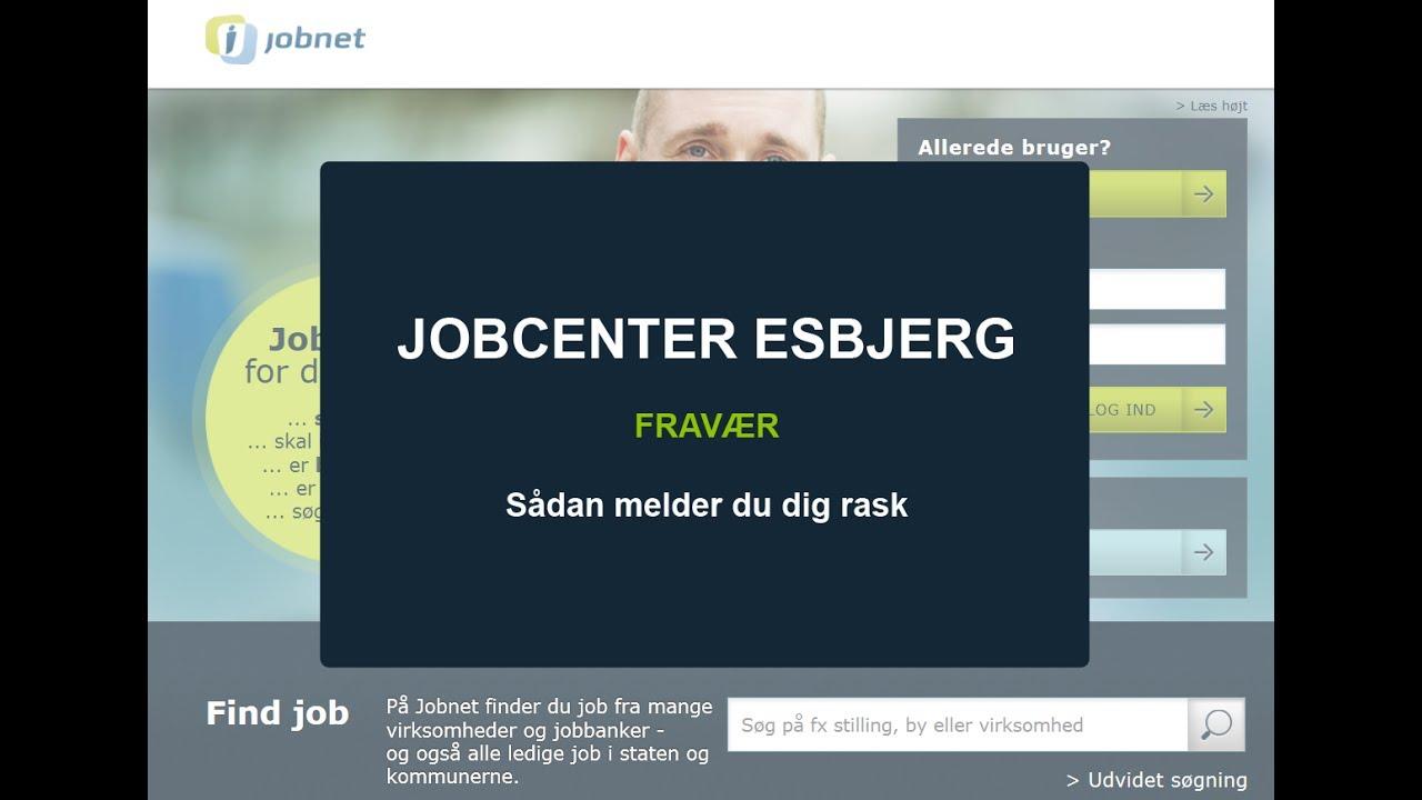 jobnet ledige stillinger
