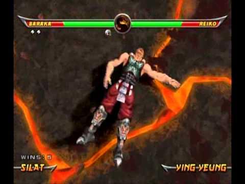 Mortal Kombat Armageddon - Baraka