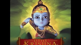 Little Krishna - The Darling Of Vrindavan - English Trailer