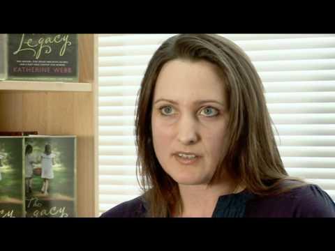 Katherine Webb, author of The Legacy