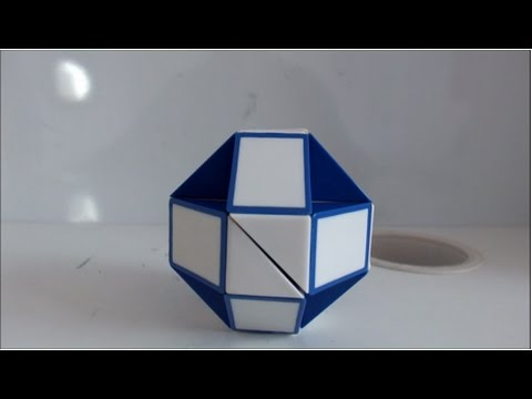 How To Solve The Rubik's Snake: In-depth Tutorial