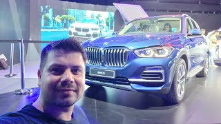 2019 BMW X5 India Walkaround in Hindi | Xdrive30d | Xdrive40i | All the Details