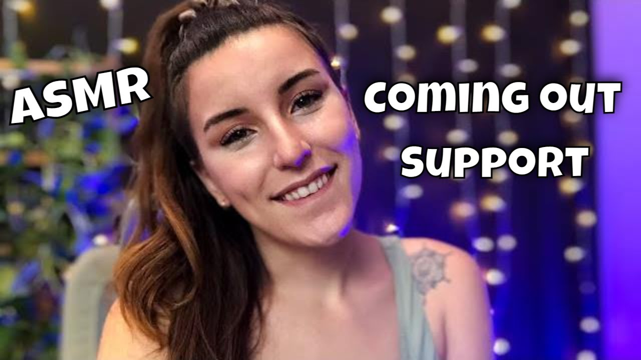 ASMR Coming Out to Sister 🌈