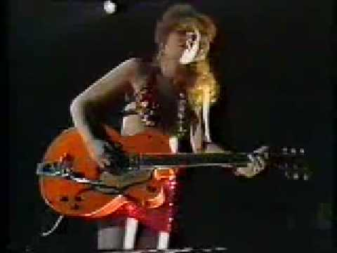 The Cramps - What's Inside a Girl? LIVE