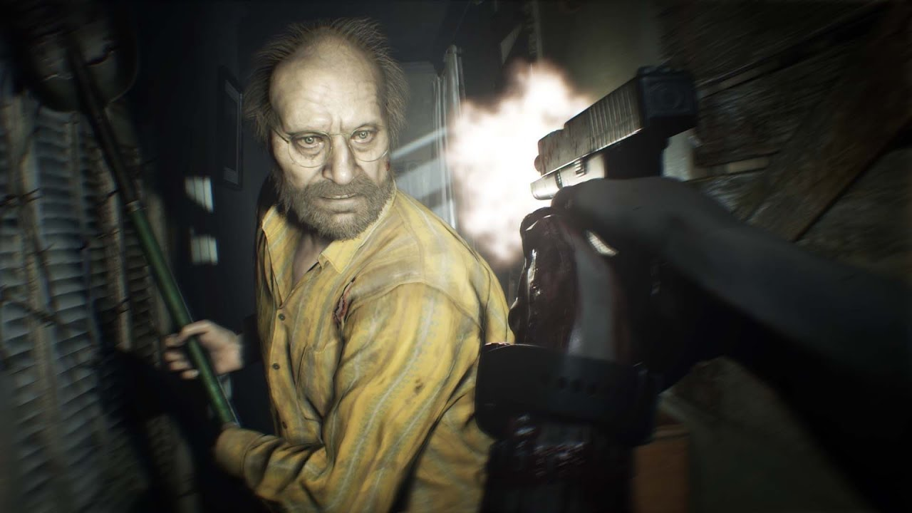 Image result for resident evil 7 endings