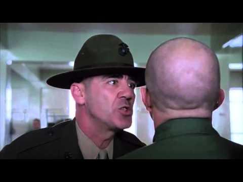 Kopie van Full Metal Jacket   Gunnery Sergeant Hartman