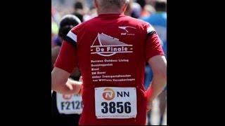 """De FINALE"" Rotterdam Marathon van Thof Running Maasland"