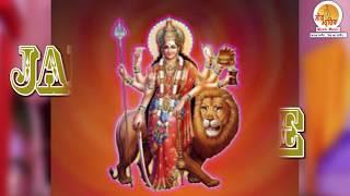 Bhayi Prasann Maa Sherawali_ Durga Chalisa Whatsapp Status - Navratri Wishes 2018