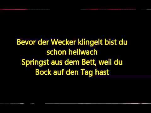 Cro Geht gut [Lyrics]