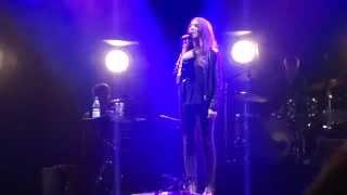 Melissa Horn - Lät du henne komma närmre (live @ Gröna Lund, Stockholm 29.08.2014)