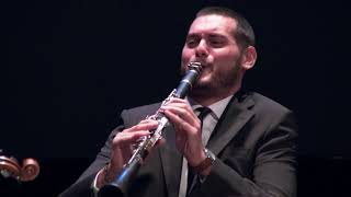 Clarinet Semi-final 2018 | Giovanni Punzi, 29 years old, Italy